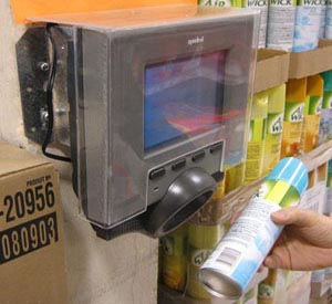 Barcode Scanner Sales And Management Inventory Control