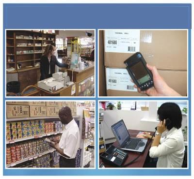 Inventory Barcode Scanner Screenshot